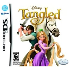 Foto Jogo Disney Tangled The Video Game Nintendo DS