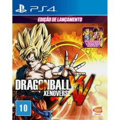 Foto Jogo Dragon Ball Xenoverse PS4 Bandai Namco