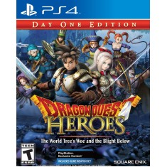 Foto Jogo Dragon Quest Heroes PS4 Square Enix