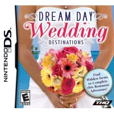 Foto Jogo Dream Day Wedding Destination THQ Nintendo DS