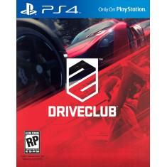 Foto Jogo Drive Club PS4 Sony