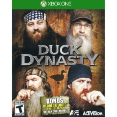 Foto Jogo Duck Dynasty Xbox One Activision