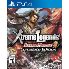 Foto Jogo Dynasty Warriors 8: Xtreme Legends PS4 Koei