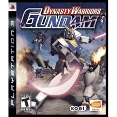 Foto Jogo Dynasty Warriors: Gundam PlayStation 3 Bandai Namco