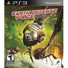 Foto Jogo Earth Defense Force: Insect Armageddon PlayStation 3 Vicious Cycle