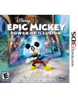 Jogo Epic Mickey; Power of Illusion Disney Nintendo 3DS