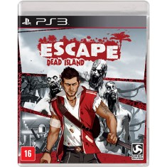 Foto Jogo Escape Dead Island PlayStation 3 Deep Silver