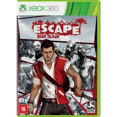 Foto Jogo Escape Dead Island Xbox 360 Deep Silver