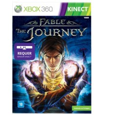 Foto Jogo Fable: The Journey Xbox 360 Microsoft