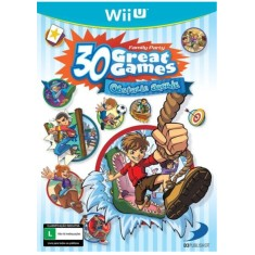 Foto Jogo Family Party: 30 Great Games Obstacle Arcade Wii U D3 Publisher