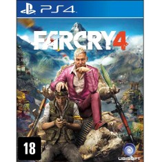 Foto Jogo Far Cry 4 PS4 Ubisoft
