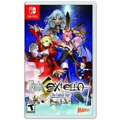 Foto Jogo Fate/Extella The Umbral Star Nintendo Switch