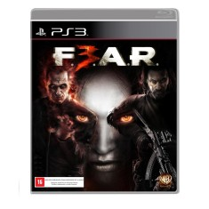 Foto Jogo FEAR 3 PlayStation 3 Warner Bros