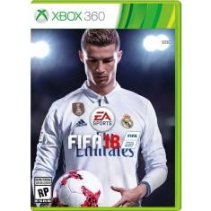 Foto Jogo FIFA 18 Xbox 360 EA