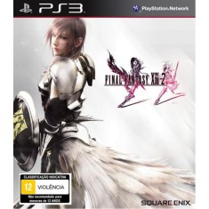 Foto Jogo Final Fantasy XIII 2 PlayStation 3 Square Enix
