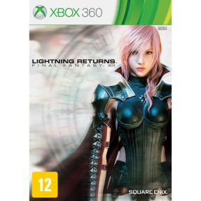 Foto Jogo Final Fantasy: XIII Lightning Returns Xbox 360 Square Enix