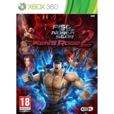Foto Jogo Fist of the North Star: Ken's Rage 2 Xbox 360 Koei