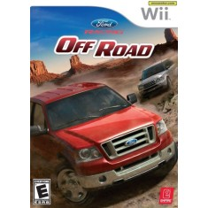 Foto Jogo Ford Racing: Off Road Wii 10TACLE Studios