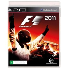 Foto Jogo Formula 1 2011 PlayStation 3 Codemasters