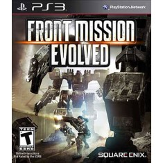 Foto Jogo Front Mission Evolved PlayStation 3 Square Enix