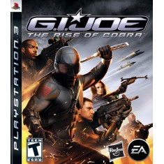 Foto Jogo G.I. Joe: The Rise Of Cobra PlayStation 3 EA