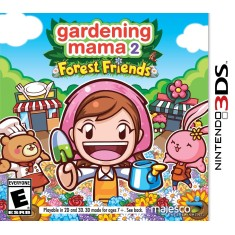 Foto Jogo Gardening Mama 2: Forest Friends Majesco Entertainment Nintendo 3DS