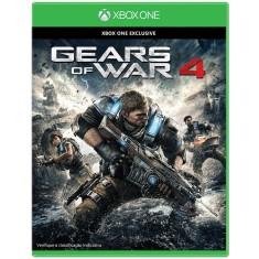 Foto Jogo Gears of War 4 Xbox One Microsoft