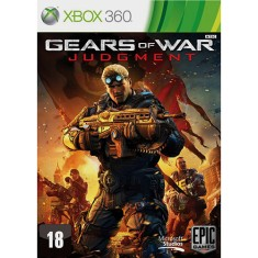Foto Jogo Gears Of War: Judgment Xbox 360 Microsoft