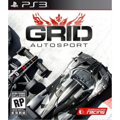 Foto Jogo Grid Autosport PlayStation 3 Codemasters
