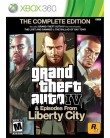 Jogo GTA IV Episodes From Liberty City Xbox 360 Rockstar