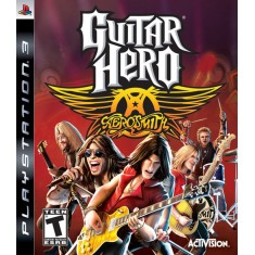 Foto Jogo Guitar Hero Aerosmith PlayStation 3 Activision