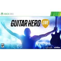 Foto Jogo Guitar Hero Live Xbox 360 Activision