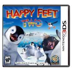 Foto Jogo Happy Feet 2 Warner Bros Nintendo 3DS