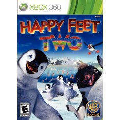 Foto Jogo Happy Feet 2 Xbox 360 Warner Bros