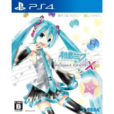 Foto Jogo Hatsune Miku Project Diva X PS4 Sega