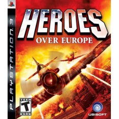 Foto Jogo Heroes Over Europe PlayStation 3 Atari