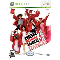 Foto Jogo High School Musical 3 Senior Year Dance Xbox 360 Disney
