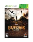 Jogo History Legends of War: Patton Xbox 360 Maximum Family Games