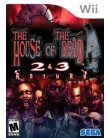 Jogo House of the Dead 2 & 3 Return Wii Sega