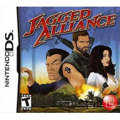 Foto Jogo Jagged Alliance Empire Nintendo DS