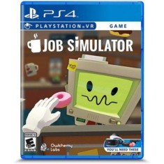 Foto Jogo Job Simulator PS4 Owlchemy Labs