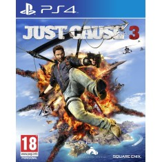 Foto Jogo Just Cause 3 PS4 Square Enix