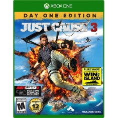Foto Jogo Just Cause 3 Xbox One Square Enix