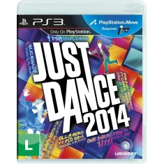 Foto Jogo Just Dance 2014 PlayStation 3 Ubisoft