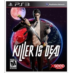 Foto Jogo Killer is Dead PlayStation 3 XSEED