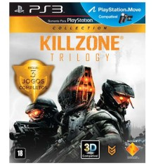 Foto Jogo Killzone: Trilogy Collection PlayStation 3 Sony