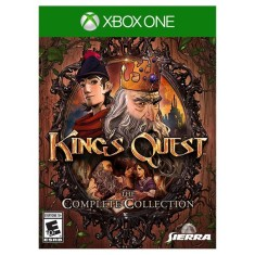 Foto Jogo King's Quest The Collection Xbox One Sierra