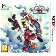 Foto Jogo Kingdom 3D: Dream Drop Distance Square Enix Nintendo 3DS