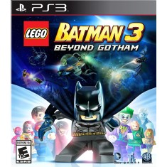 Foto Jogo Lego Batman 3: Beyond Gotham PlayStation 3 Warner Bros