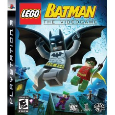 Foto Jogo Lego Batman PlayStation 3 Warner Bros